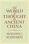 The World of Thought in Ancient China