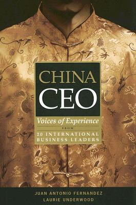 China CEO by Juan Antonio Fernandez