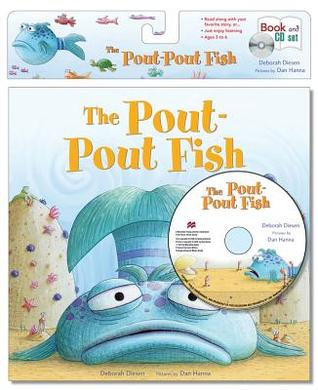The Pout-Pout Fish (Book & CD Set)