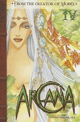 Manga Review: Arcana Vol 4