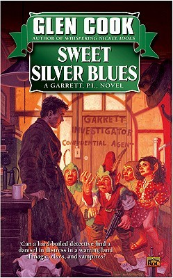 Sweet Silver Blues (Garrett, P. I. Series #1)