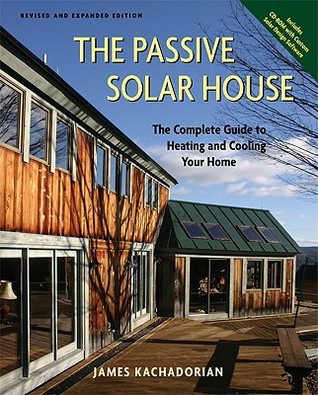 Passive Solar House by James Kachadorian