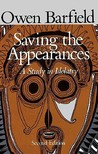 Saving the Appearances: A Study in Idolatry.