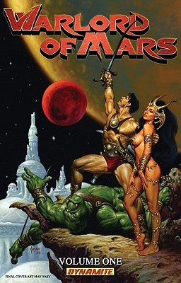 Warlord of Mars Volume 1 (graphic novel)