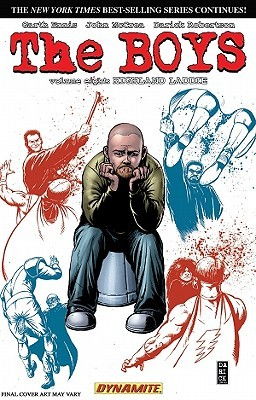 The Boys, Vol. 8 by Garth Ennis