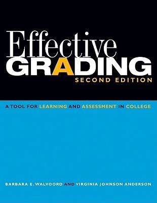 Effective Grading by Barbara E. Walvoord