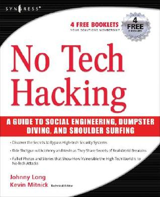 No Tech Hacking by Johnny Long