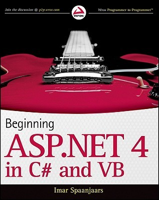 Beginning ASP.Net 4 by Imar Spaanjaars