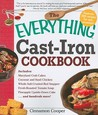 The Everything Cast Iron Cookbook (Everything Series)