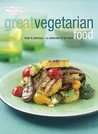 "Great Vegetarian Food (""Australian Women's Weekly"" Home Library)"