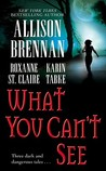 What You Can't See (Includes: Bullet Catcher novella; Seven Deadly Sins Prequel)