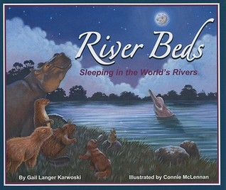 River Beds: Sleeping in the World's Rivers