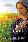 Spring's Renewal (Seasons of Sugarcreek, #2)
