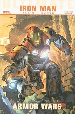 Ultimate Comics Iron Man by Warren Ellis