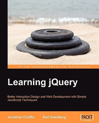 Learning Jquery by Karl Swedberg