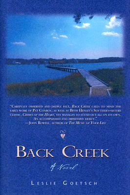 Back Creek by Leslie Goetsch