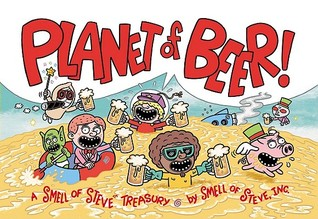 Planet of Beer: A Smell of Steve Treasury