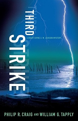 Third Strike (Brady Coyne, #26) by Philip R. Craig