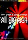 Will Grayson, Will Grayson (Audio CD)