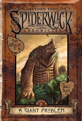 A Giant Problem by Tony DiTerlizzi