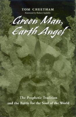 Green Man, Earth Angel by Tom Cheetham