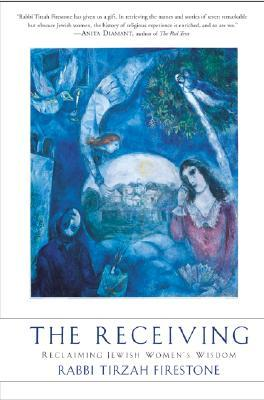 The Receiving by Tirzah Firestone