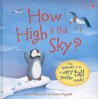 How High Is the Sky? [With Poster] by Anna Milbourne