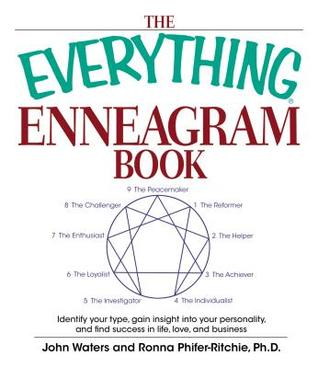 Everything Enneagram Book: Identify Your Type, Gain Insight Into Your Personality, and Findsuccess in Life, Love, and Business