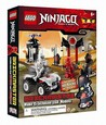 Lego Ninjago Brickmaster: Masters of Spinjitzu [With 140 Lego Bricks, 2 Minifigures]