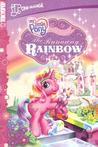 My Little Pony: The Runaway Rainbow (My Little Pony Cine Manga, #4)