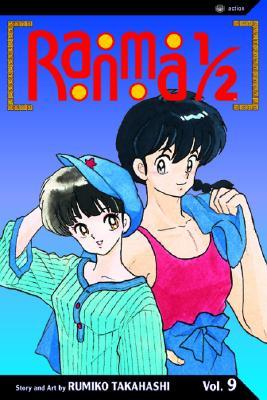 Ranma 1/2, Vol. 9 by Rumiko Takahashi