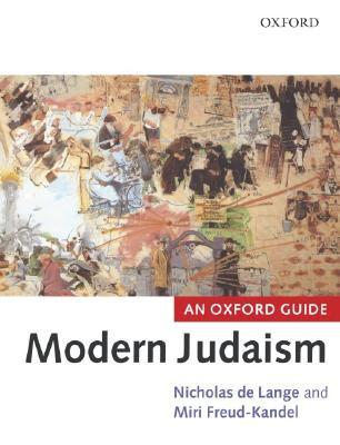 Modern Judaism: An Oxford Guide