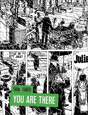 You are There by Jacques Tardi