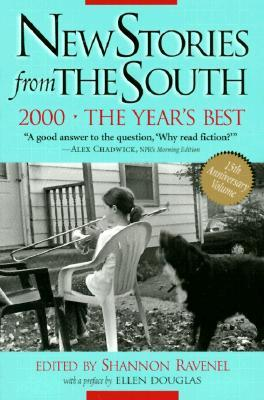New Stories from the South 2000 by Shannon Ravenel