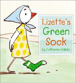 Lizette's Green Sock by Catharina Valckx