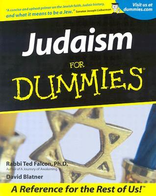 Judaism for Dummies by Ted Falcon