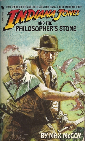 Indiana Jones and the Philosopher's Stone by Max McCoy