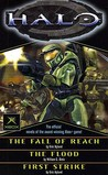 Halo, Books 1-3 (The Flood; First Strike; The Fall of Reach)