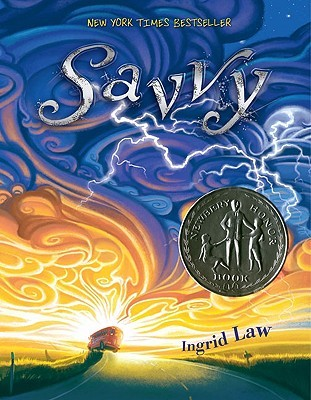 Savvy by Ingrid Law
