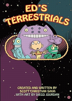 Ed's Terrestrials by Scott Christian Sava