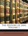 The History of Java, Volume 1
