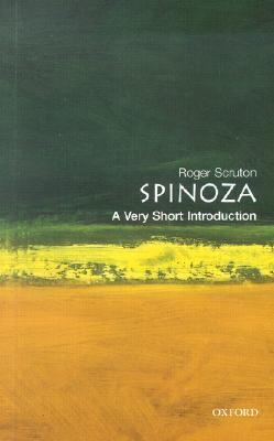 Spinoza by Roger Scruton