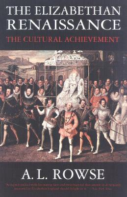 The Elizabethan Renaissance: The Cultural Achievement