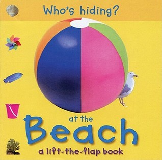 Who's Hiding? at the Beach by Christiane Gunzi