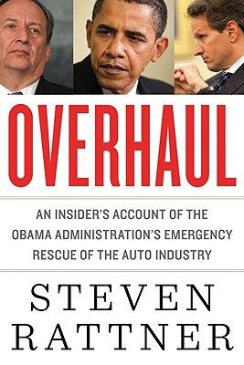Overhaul by Steven Rattner