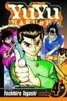 YuYu Hakusho: Training Day, Vol. 4 (YuYu Hakusho, #4)