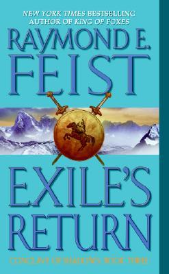 Exile's Return by Raymond E. Feist