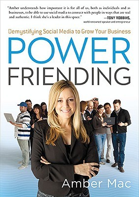 Power Friending by Amber Mac