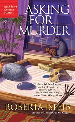 Asking For Murder by Roberta Isleib