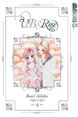 V.B. Rose Volume 4 by Banri Hidaka